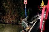 Nella notte incidente sull'A16, muore un 38enne
