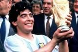 Mondo del calcio in lutto è morto Diego Armando Maradona
