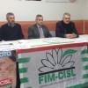 La Fim Cisl del territorio Irpinia/Sannio ha il nuovo gruppo dirigente