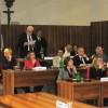 Consiglio comunale, la maggioranza è in crisi e l'Ambrosone si dimette