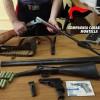 Paternopoli – Sequestrate armi, denunciato un pensionato