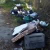 Abbandono rifiuti nel comune di Grottolella, sospetta presenza di eternit