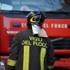 Serino – Rifiuti in fiamme nella notte, intervengono VVF e Guardia Forestale