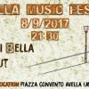 Tutto pronto per il music festival 2017 di Radio Avella