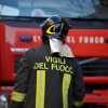 Solofra – Grande spavento questa notte in via S. Andrea a causa di un incendio