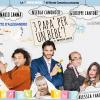 """""""3 PAPA' PER UN BEBE'"""" con i due attori irpini Nicola Canonico e Mario Zamma"""