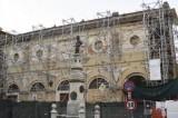 Avellino – Dogana, liberata Piazza Amendola
