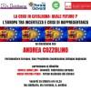 """""""La crisi in Catalogna: quale futuro?"""", il dibattito al MySiddharta di Avellino"""