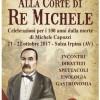"""Tutto pronto a Salza Irpina per """"Alla Corte di Re Michele"""""""