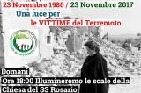 Avellino- In ricordo delle vittime del Terremoto