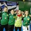 Asd Taekwondo Avellino, 1 oro e 4 bronzi per i ragazzi di Iuliano agli Interregionali Lazio