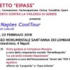 """Napoli – Arte e musica a sostegno del Progetto """"Eipass"""" e contro la violenza di genere"""