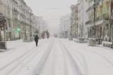 "Bollettino meteorologico ""gelido"", neve in Campania da domani"