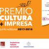 """Al via la quinta edizione del premio """"Cultura + Impresa"""""""