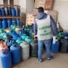 Caserta – Piano d'intervento su rivenditori di gpl e su impianti di imbottigliamento