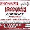 """Giorgio Cremaschi a Grottaminarda per Potere al Popolo: """"Il lavoro al tempo del Jobs Act"""""""