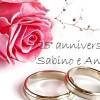25°Anniversario di matrimonio per Sabino e Annalisa