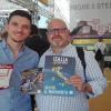 Italia 5 Stelle – Ciampi e il consigliere Ridente alla prima festa di governo del Movimento!