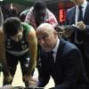 Basket, Serie A: Vucinic non è più il coach della Sidigas Avellino