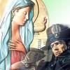 """Avellino –  Cerimonia religiosa in onore della """"Virgo Fidelis"""""""