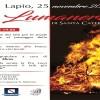 Lapio – Accensione delle Lumanerie per S.Caterina