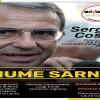 Fiume Sarno, conferenza stampa del Ministro dell'Ambiente Sergio Costa