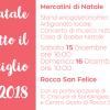 """Rocca San Felice – Tutto pronto per """"Natale sotto il tiglio"""""""