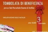 Avellino – Tombolata di beneficenza il 3 gennaio