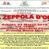 """Pratola Serra – Al via la II edizione della """"Zeppola d'oro"""""""