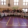 Avellino – I calciatori biancoverdi ieri in visita presso il Secondo Circolo