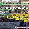 """Avellino – """"Fridays for future"""", Sciopero Mondiale per il Futuro"""