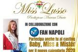Partecipa al Casting Miss Lusso e Fan Napoli