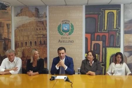 Avellino – Il Sindaco Festa ufficializza la Giunta
