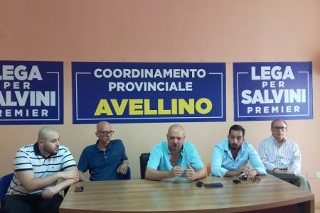 """Avellino – Festa provinciale della """"Lega Salvini Premier"""""""