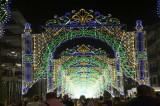 Avellino Summer Fest, accese le luminarie