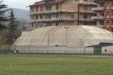 Avellino –  Il campo Coni chiuso fino ad ottobre