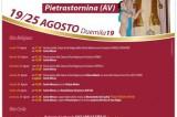 Festeggiamenti per San Biagio: Silvia Salemi in concerto a Pietrastornina