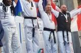 Taekwondo, Saldutto é d'oro agli Europei Master