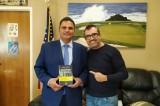 A Everett (Boston, Massachusetts) c'è un sindaco italiano: l'irpino Carlo DeMaria Jr.