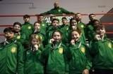 Asd Taekwondo Avellino, 15 medaglie conquistate agli Interregionali Abruzzo