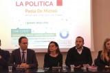 Avellino – Il Ministro Paola De Micheli incontra i giovani della città