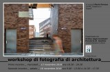 Workshop di fotografia di architettura: una tecnica o un'arte