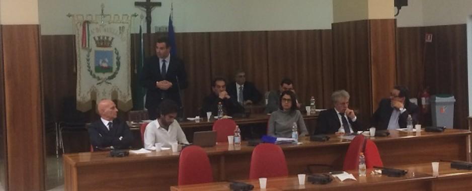 Avellino – Consiglio Comunale, seduta monotematica sulla questione Alto Calore
