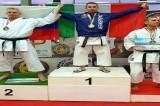 Campionati del mondo di Karate 2019, il maestro Davide Pinto è campione del mondo