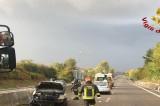 Incidente sul raccordo autostradale Avellino – Salerno