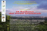 Al via il IX Raduno dei poeti dialettali