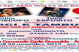 """Al Teatro Gesualdo l'evento """"Voci e tamburi"""""""