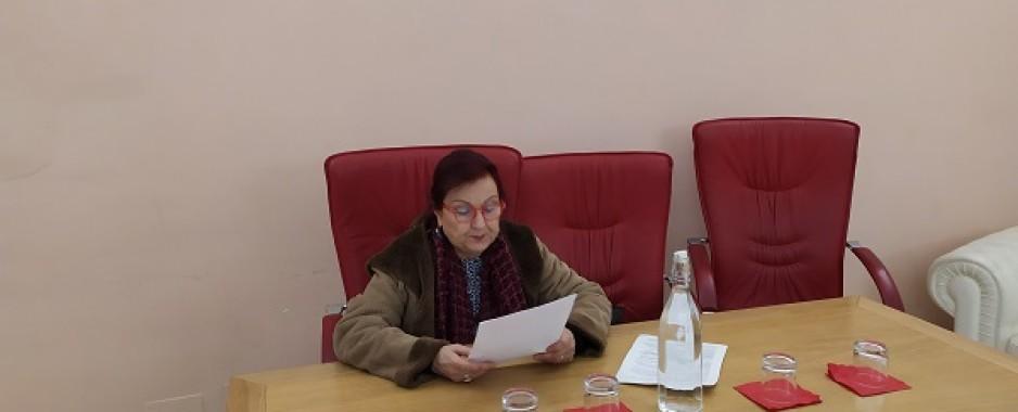 Caso Alto Calore, la dichiarazione di Giuseppina Buscaino