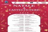 Natale a Castelvetere sul Calore, da domani calendario ricco di eventi sotto l'albero