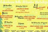 Il CSV di Avellino presenta un  calendario ricco di appuntamenti per le festività natalazie